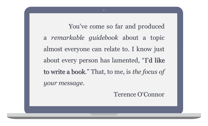 Quote of Terence OConnor